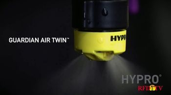 Pentair Hypro Guardian Air Twin TV Spot, 'Twin Pattern Spray' - Thumbnail 2