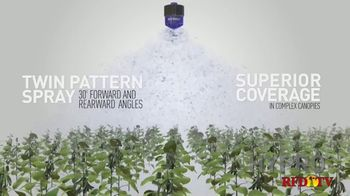 Pentair Hypro Guardian Air Twin TV Spot, 'Twin Pattern Spray' - Thumbnail 3