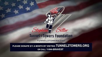 Stephen Siller Tunnel to Towers Foundation TV Spot, 'Frontline Workers' - Thumbnail 10