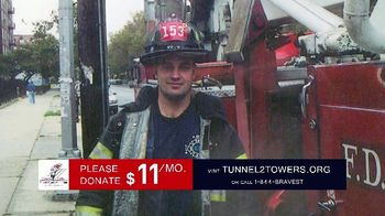 Stephen Siller Tunnel to Towers Foundation TV Spot, 'Frontline Workers' - Thumbnail 2