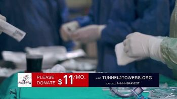 Stephen Siller Tunnel to Towers Foundation TV Spot, 'Frontline Workers' - Thumbnail 5