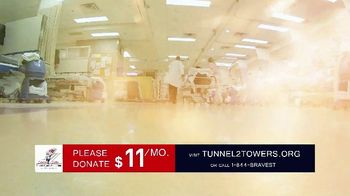 Stephen Siller Tunnel to Towers Foundation TV Spot, 'Frontline Workers' - Thumbnail 6