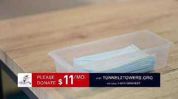 Stephen Siller Tunnel to Towers Foundation TV Spot, 'Frontline Workers' - Thumbnail 8