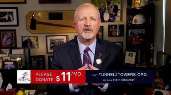 Stephen Siller Tunnel to Towers Foundation TV Spot, 'Frontline Workers' - Thumbnail 9