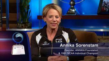 Annika Award TV Spot, 'Past Winners' Featuring Annika Sorenstam - Thumbnail 3
