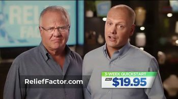 Relief Factor TV Spot, 'Sleep Issues and Pain' - Thumbnail 3