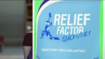 Relief Factor TV Spot, 'Sleep Issues and Pain' - Thumbnail 6