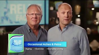 Relief Factor TV Spot, 'Sleep Issues and Pain' - Thumbnail 7