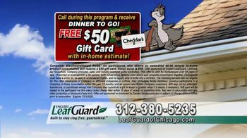 LeafGuard of Chicago $99 Install Sale TV Spot, 'Good Housekeeping Seal' - Thumbnail 9