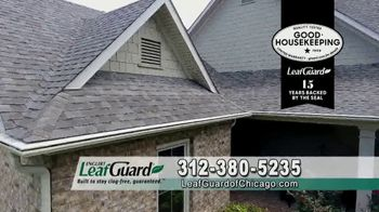 LeafGuard of Chicago $99 Install Sale TV Spot, 'Good Housekeeping Seal' - Thumbnail 1