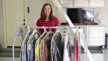 Versa Lift TV Spot, 'Versatility Tip: Closet Space'