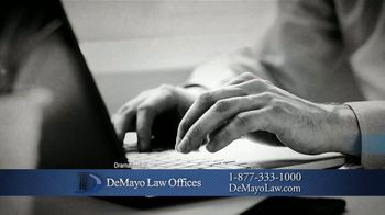 Law Offices of Michael A. DeMayo TV Spot, 'Challenging Times' - Thumbnail 1