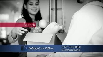 Law Offices of Michael A. DeMayo TV Spot, 'Challenging Times' - Thumbnail 3