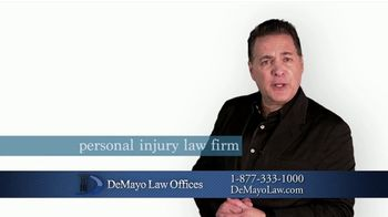 Law Offices of Michael A. DeMayo TV Spot, 'Challenging Times' - Thumbnail 6