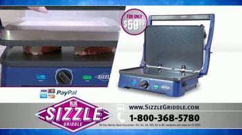 Blue Diamond Pan Sizzle Griddle TV Spot, 'The Secret Is the Sizzle: Party Plastic' - Thumbnail 7
