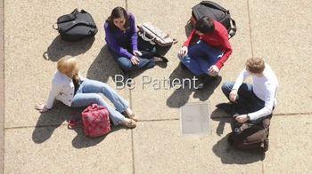 Duquesne University TV Spot, 'Be Patient. Be Kind. Be Brave. Have Faith.' - Thumbnail 5