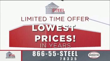 General Steel Corporation TV Spot, 'Recognizing Strength and Resolve' - Thumbnail 5