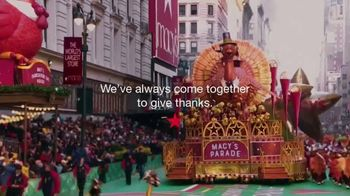Macy's TV Spot, 'Give Thanks'