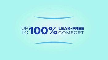 Always Ultra Thin TV Spot, 'Leak-Free' - Thumbnail 6