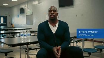 No Kid Hungry TV Spot, 'Here to Help' Featuring Titus O'Neil - Thumbnail 1