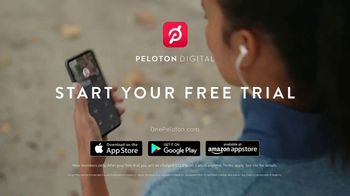 Peloton TV Spot, 'Every Class: Free Trial' Song by Mark Ronson - Thumbnail 10