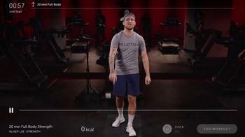 Peloton TV Spot, 'Every Class: Free Trial' Song by Mark Ronson - Thumbnail 3