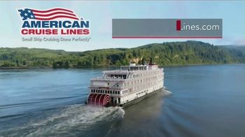 American Cruise Lines TV Spot, 'PBS: The Columbia and Snake Rivers: Retrace the Route' - Thumbnail 9