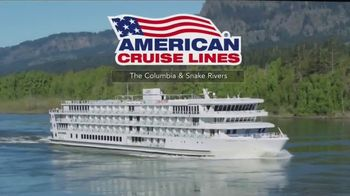 American Cruise Lines TV Spot, 'PBS: The Columbia and Snake Rivers: Retrace the Route' - Thumbnail 1