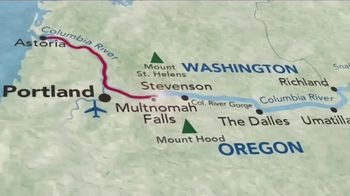 American Cruise Lines TV Spot, 'PBS: The Columbia and Snake Rivers: Retrace the Route' - Thumbnail 3