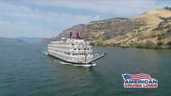 American Cruise Lines TV Spot, 'PBS: The Columbia and Snake Rivers: Retrace the Route' - Thumbnail 5