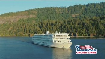 American Cruise Lines TV Spot, 'PBS: The Columbia and Snake Rivers: Retrace the Route' - Thumbnail 6