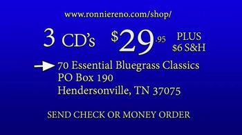 Reno's Old Time Music Essential Bluegrass Classics TV Spot, 'Popular Demand' - Thumbnail 10