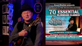 Reno's Old Time Music Essential Bluegrass Classics TV Spot, 'Popular Demand' - Thumbnail 2