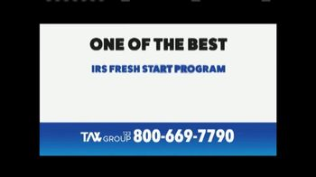 Tax Group 123 TV Spot, 'Fresh Start Program' - Thumbnail 2