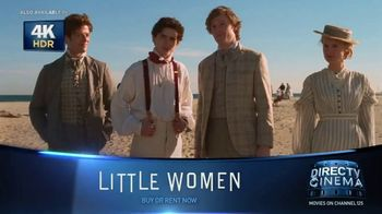 DIRECTV Cinema TV Spot, 'Little Women' - Thumbnail 2