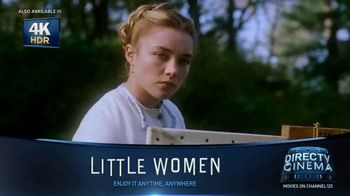 DIRECTV Cinema TV Spot, 'Little Women' - Thumbnail 4