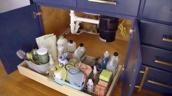 Delta Faucet TV Spot, 'DIY Network: Hard Working Kitchen' - Thumbnail 7