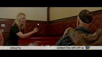 Jitterbug Flip TV Spot, 'Veteran Dad: 50%' - Thumbnail 5