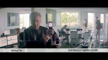 Jitterbug Flip TV Spot, 'Veteran Dad: 50%' - Thumbnail 7