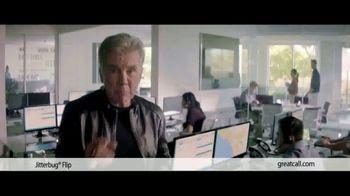 Jitterbug Flip TV Spot, 'Veteran Dad: 50%' - Thumbnail 8