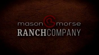 Mason & Morse Ranch Company TV Spot, 'We Live It to Know It: Eric West' - Thumbnail 1