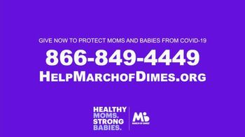 March of Dimes TV Spot, 'Mom and Baby COVID-19 Intervention and Support Fund' - Thumbnail 10