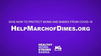 March of Dimes TV Spot, 'Mom and Baby COVID-19 Intervention and Support Fund' - Thumbnail 7