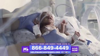 March of Dimes TV Spot, 'Mom and Baby COVID-19 Intervention and Support Fund' - Thumbnail 8