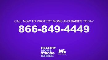 March of Dimes TV Spot, 'Mom and Baby COVID-19 Intervention and Support Fund' - Thumbnail 9