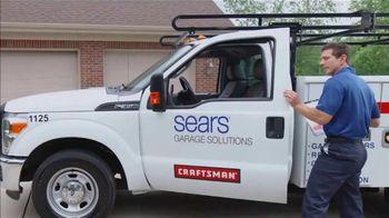 Sears Garage Door Services TV Spot, 'Repair or Replace' - Thumbnail 1