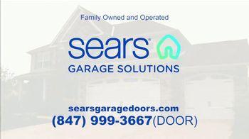 Sears Garage Door Services TV Spot, 'Repair or Replace' - Thumbnail 10
