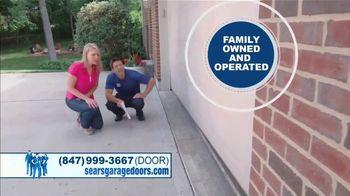 Sears Garage Door Services TV Spot, 'Repair or Replace' - Thumbnail 2