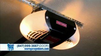 Sears Garage Door Services TV Spot, 'Repair or Replace' - Thumbnail 5