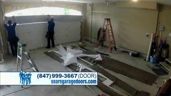 Sears Garage Door Services TV Spot, 'Repair or Replace' - Thumbnail 8